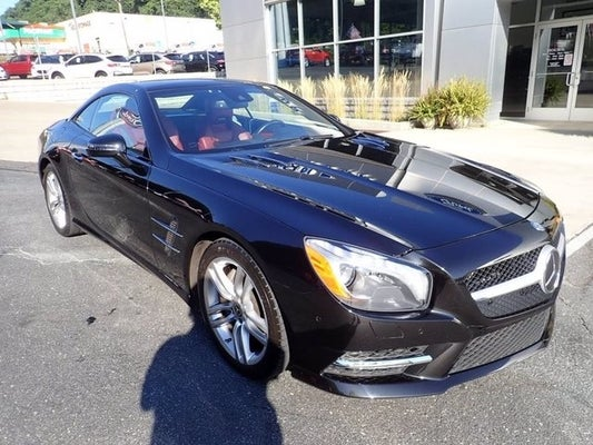 2014 Ford Explorer Towing Capacity >> 2014 Mercedes-Benz SL 550 in Moon Township, PA ...